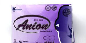 Absorbante cu ioni negativi menstruație noapte