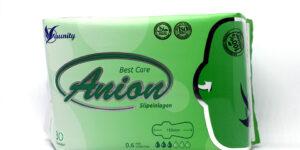 Asorbantele zilnice Anion Best Care Aunity