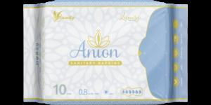 Absorbante cu anioni menstruație zi Luxury