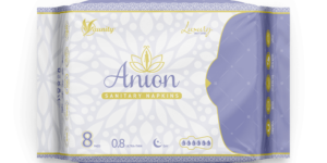 Absorbante cu anioni menstruație noapte Luxury