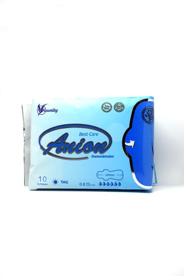 Absorbante cu ioni negativi menstruație zi