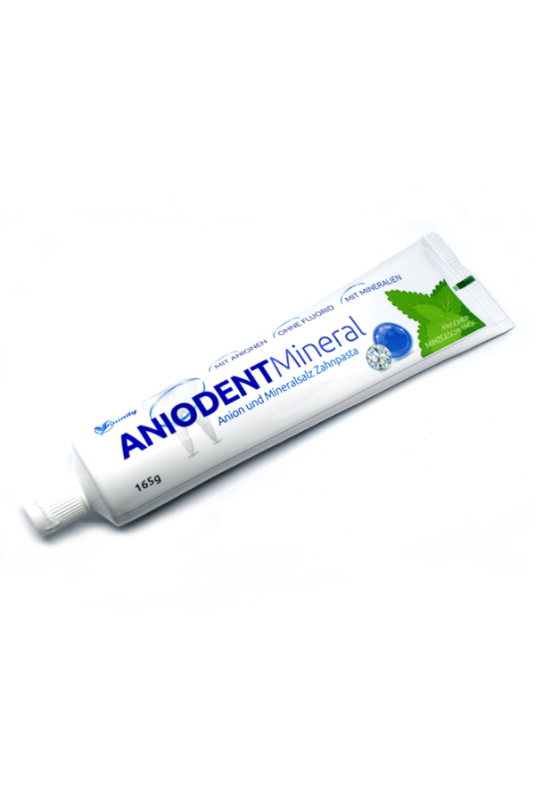 Pasta de dinti AnioDent Mineral